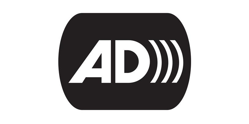 audiokomentár logo
