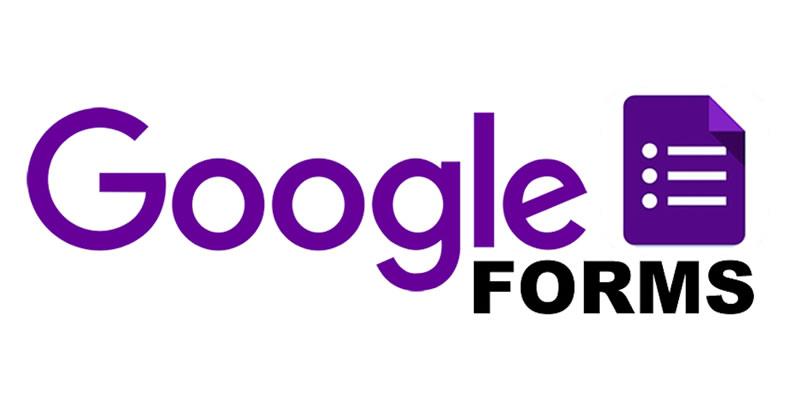Google formuláre