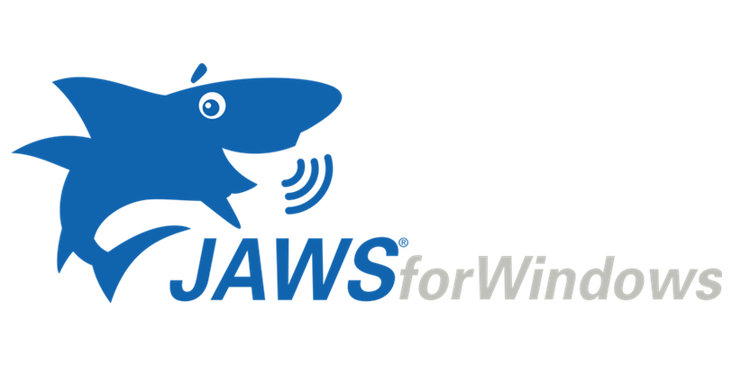 JAWS pre Windows logo