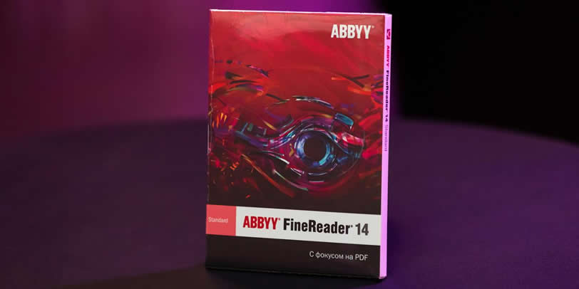 Abbyy Finereader 14 krabica so softverom