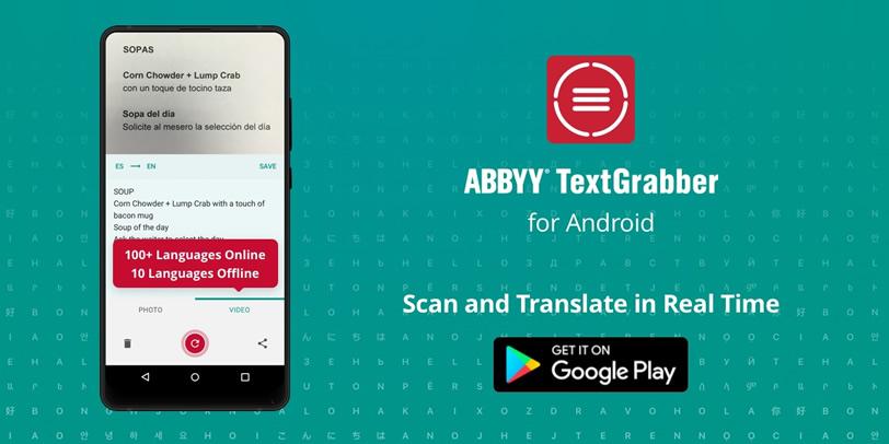 abbyy textgrabber ocr android
