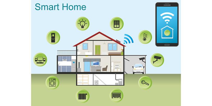 inteligentny domov - možnosti inteligentného ovládania domácich zariadení