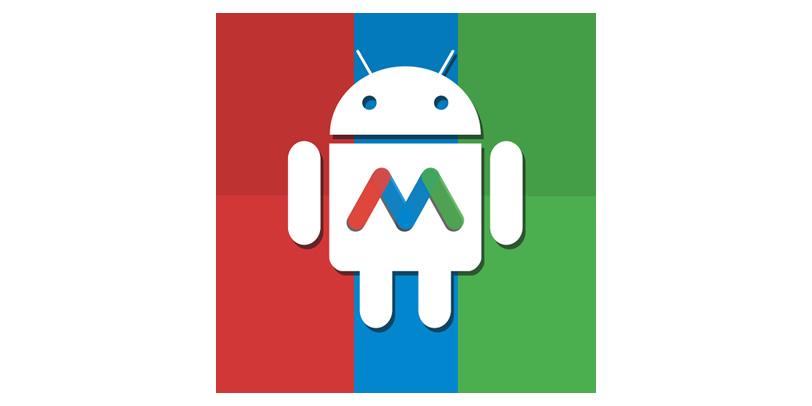 macrodroid logo