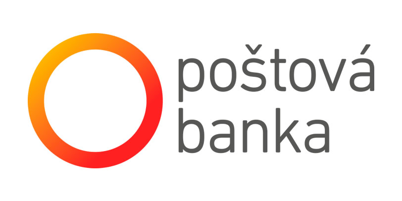 Logo Poštová banka