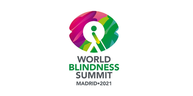 World Blidness Summit Madrid 2021